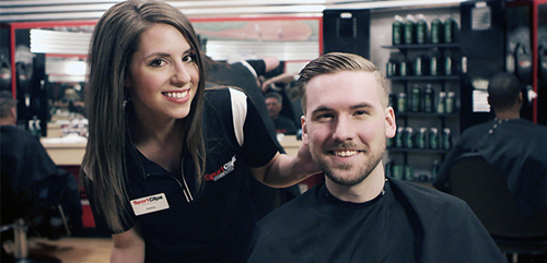 Sport Clips Haircuts of Bluffton Haircuts